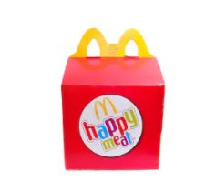 Nostalgia Sunday: McDonald's Happy Meals