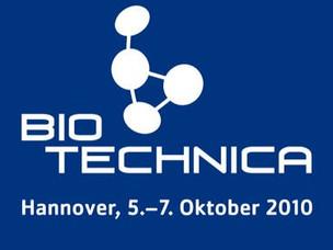 BIOTECHNICA 2010 in Hannover