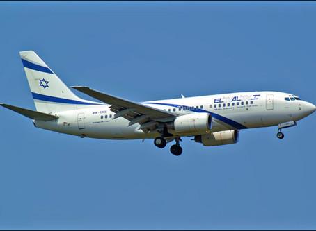 Anreise von Deutschland nach Israel