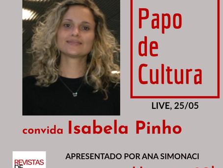 """Filósofas participam do """"Papo de cultura"""""""