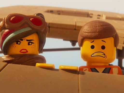 The Lego Movie 2: The Next Part film review