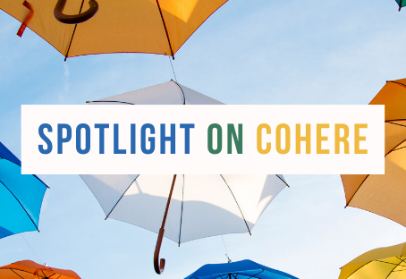 May Spotlight - Three Years of CoHere by Rabbi Ari Moffic