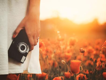 Jak robić dobre zdjęcia na blog  ?
