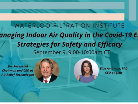 Strategies for Indoor Air Safety and Efficacy