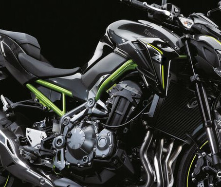 KAWASAKI Z900: BEST BEGINNER BIG MOTORCYCLE!