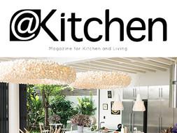 interview @KITCHEN magazine