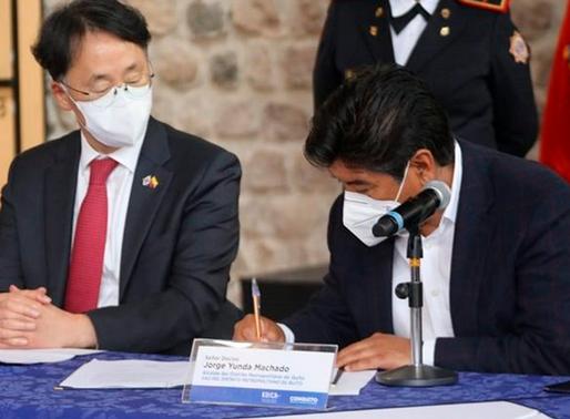 Agencia Coreana invertirá $9 millones para proyecto Centro de Innovación Tecnológica (CIT)