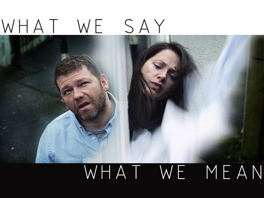 What we say, What we mean short film review