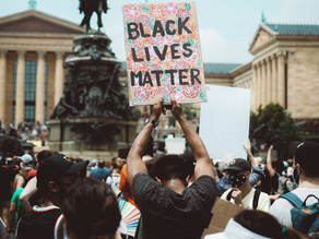 #BLACKLIVESMATTER - A statement supporting protests seeking racial equity and justice