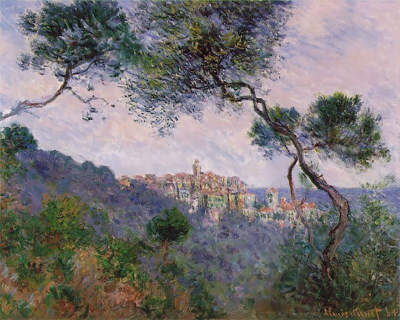 Claude Monet, Bordighera, 1883
