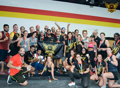 OCR Nation Monthly Recap - September