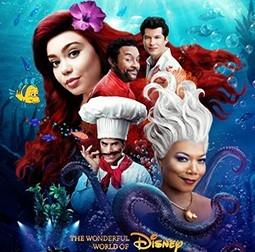 Disney+ Movies (The Little Mermaid Live 2019)