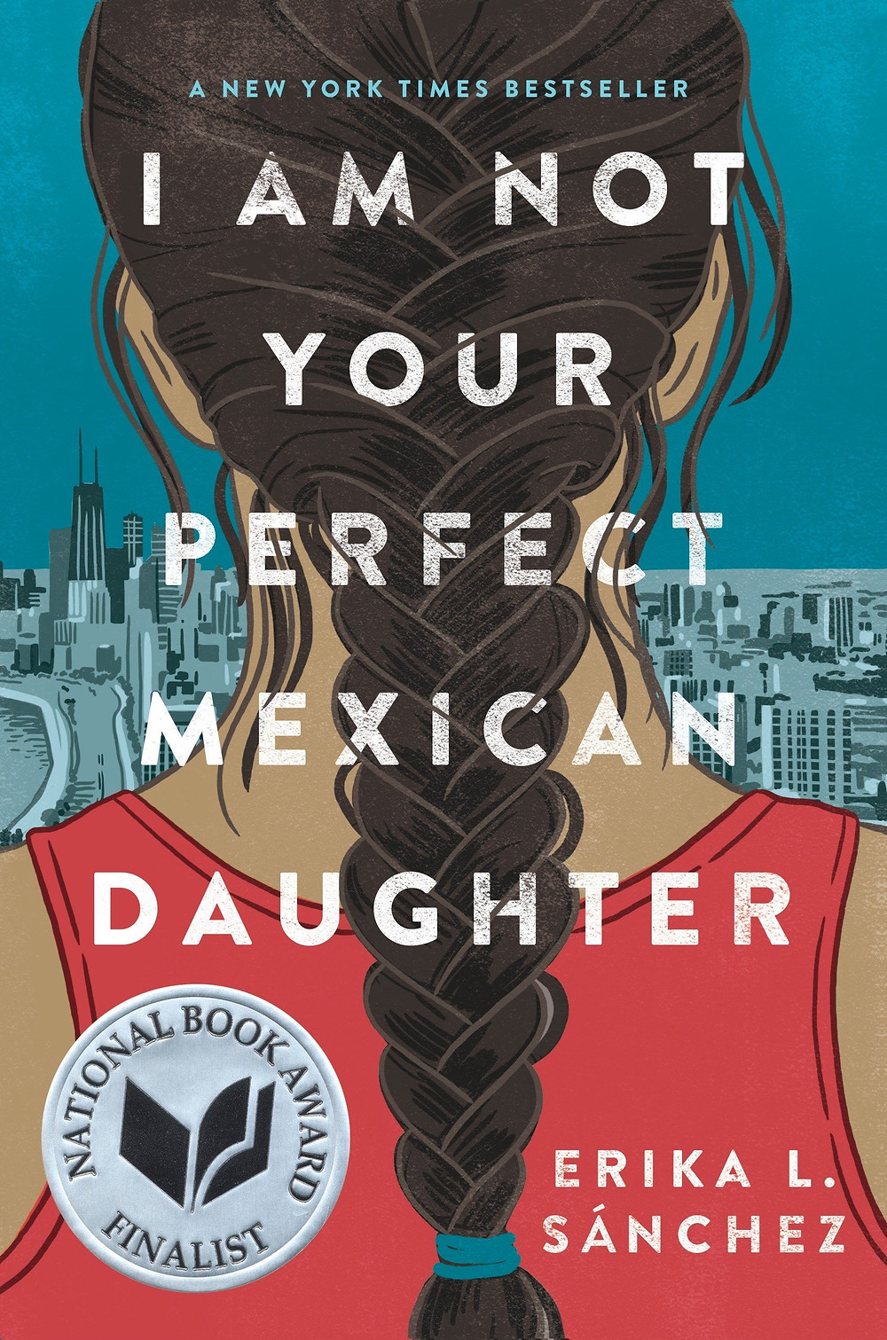 I am Not Your Perfect Mexican Daughter by Erika L. Sánchez : the book slut book reviews thebookslut