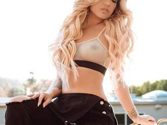 Chanel West Coast Nude Celebrity
