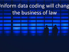 How data-analytics will reshape the business of law