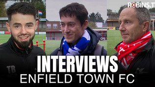Interviews - Enfield Town