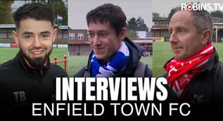 Interviews - Enfield Town