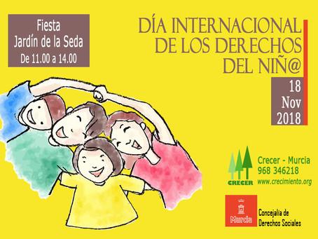 Día Internacional del Niñ@ 2018