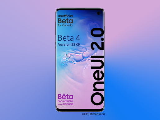OneUI 2 - Beta 4 Available