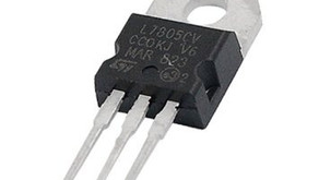 L16, Voltage Regulator 7805 and How to use?