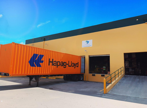 Receiving i Logistics USA