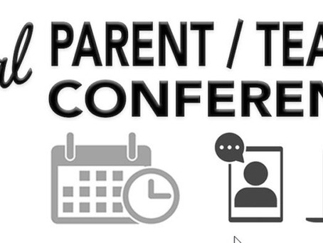 VIRTUAL Parent/Teacher Conferences at NWES on Thursday, October 8th, 2020