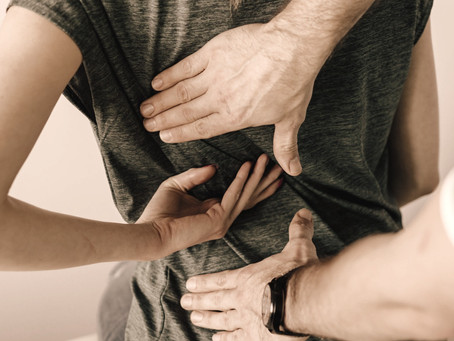 You don't have to live with back pain!