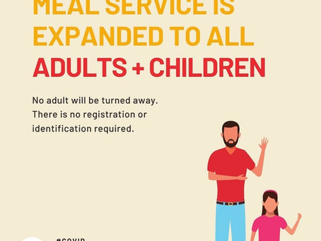 Meal Service Expanded