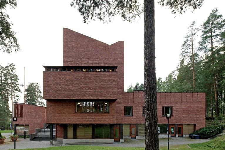 Alvar Aalto-mimarlık akademisi