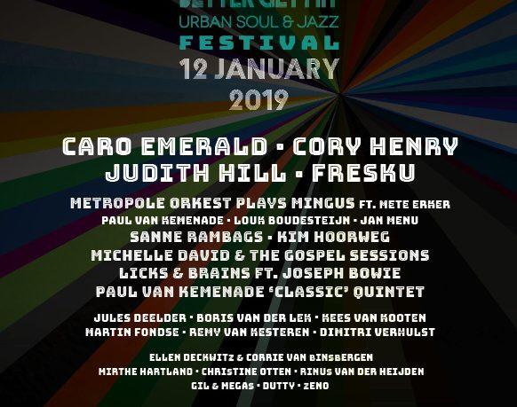 Better Get Hit Festival maakt line-up compleet