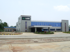 PT. INHWA INDONESIA : Construction Company's Workshop and Office