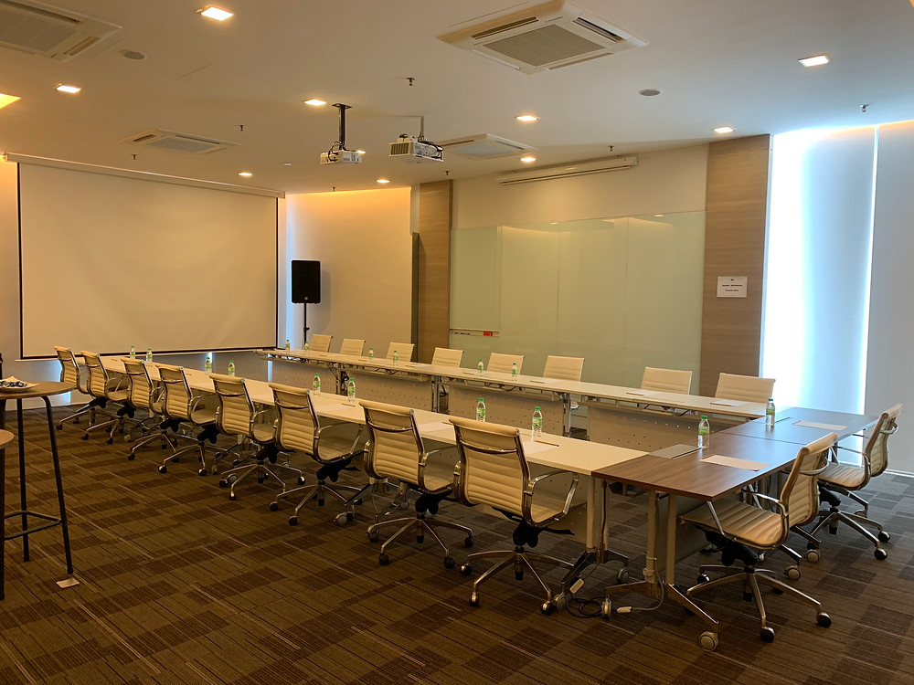 Vida Bukit Ceylon, Teleconference Room