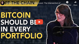 🎬 Off The Chain: With Cathie Wood: The Intersection of Genomes, AI, and Blockchain