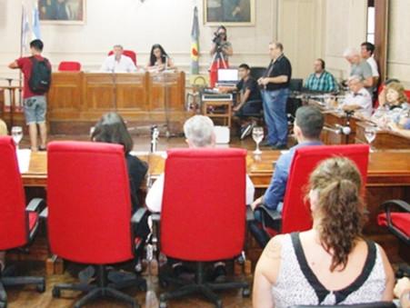 El Concejo Deliberante aprobó una decena de proyectos en la sesión extraordinaria