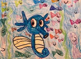Winners Announced for Katy Kids Critter Art Contest