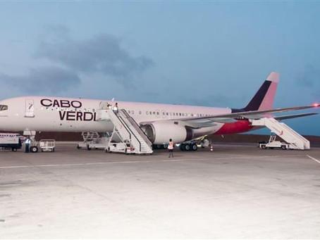 Cabo Verde Airlines inaugura voo inédito de Porto Alegre a Ilha do Sal, com Boeing 757
