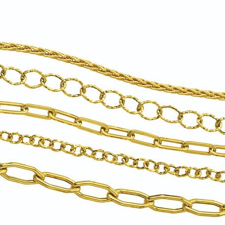 ゴールドを、もっと自由に。1892年創業の貴金属の老舗、〈ギンザタナカ〉が新作チェーン&ペンダントコレクションを9月1日より販売開始