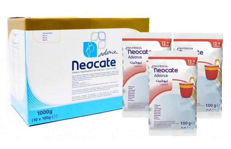 Susu Neocate merupakan salah satu brand susu khusus bagi penderita Atresia Bilier