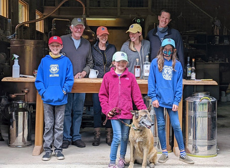 Tiny Orcas Island Distillery Wins Big Awards With Surprising Family Approach