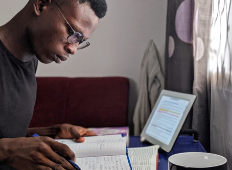 Prioritizing Daily Time With the Lord In Word & Prayer