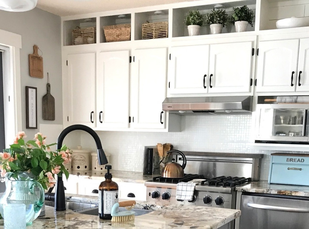 How To Paint Kitchen Cabinets And A 5 Year Update