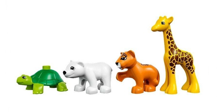 Lego animals: introducing metaphor