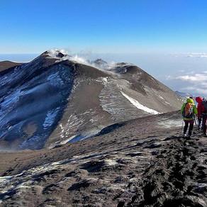 Юбилей на вулкане Этна