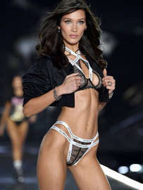 Naked Truth About Celebrity Bella Hadid