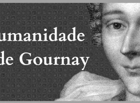 Setembro é o mês de Marie de Gournay: live hoje!