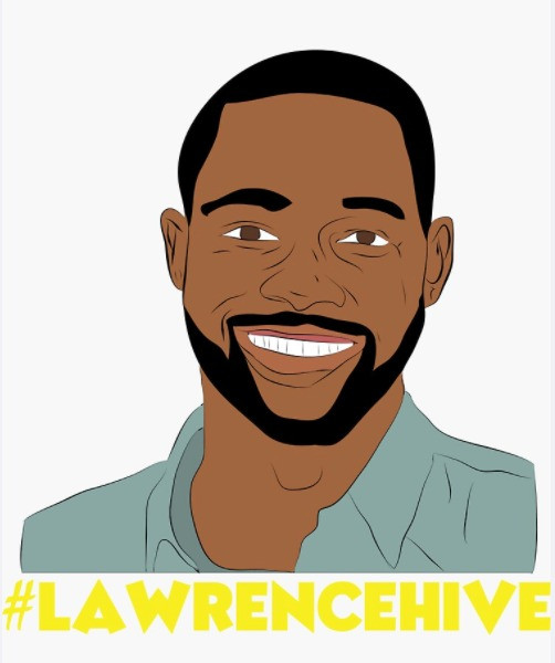 Sticker de la Lawrence Hive