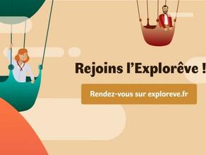 Rencontre avec les animateurs 2.0 d'ExploRêve