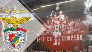 Antevisão SC Braga x SL Benfica