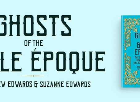 Book Release: Ghosts of the Belle Époque