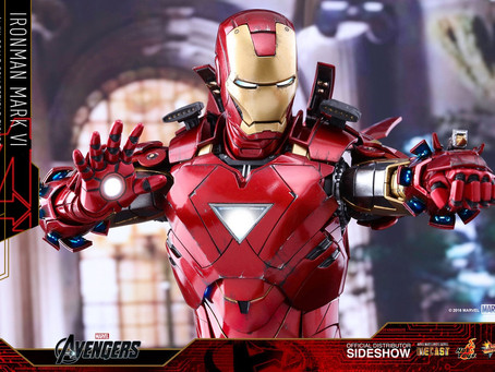 Hot Toys: Mark VI and Infinity War